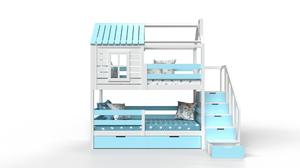 Кровать-домик Дом Мечты
