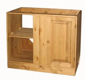 Шкаф стол угловой 10 (1000)