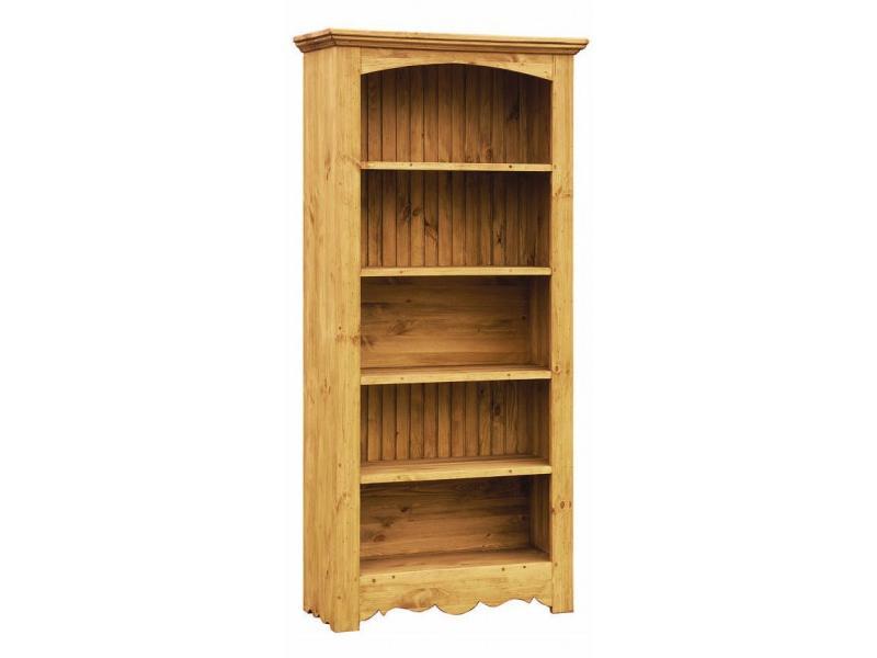 Шкаф Библиотека 94 открытая