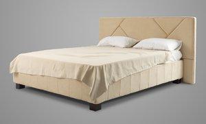 Кровать Дания 7 мягкая