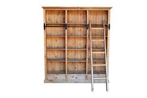 Шкаф Библиотека ELBIB 3T