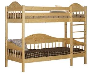 Кровать Фрея 3 двухъярусная