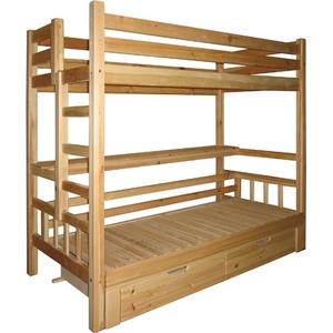 Кровать двухярусная Марина (неразборная)