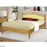 Кровать Ария в коже
