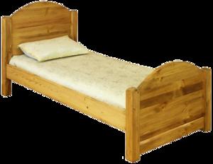 Кровать LIT MEX ( высокое изножье)