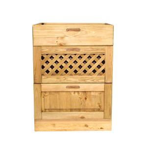 Шкаф-стол H-07 (600)