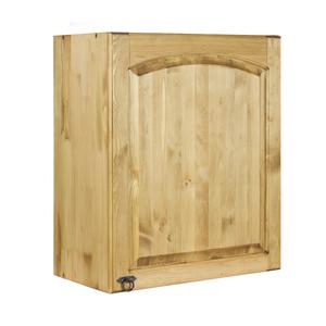 Шкаф настенный Викинг GL 600 (1 дверь)