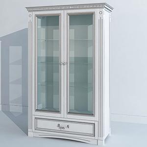 Шкаф для книг Пьяченца 1500х800 (1 ящик)