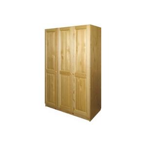 Шкаф Премьер 3-х створчатый комбинированный