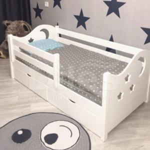 Кровать Ночка 2 детская