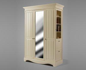 Шкаф 3-х створчатый №5 Дания
