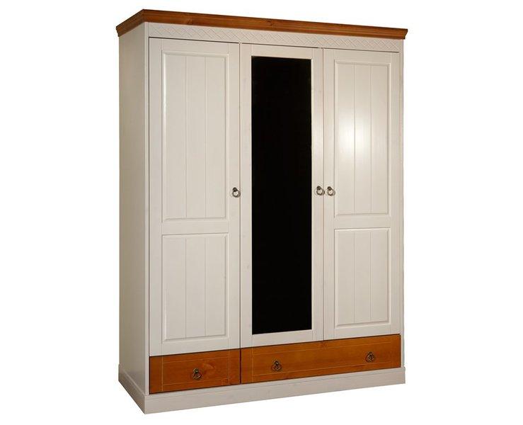 Шкаф 3-х створчатый №1 Дания