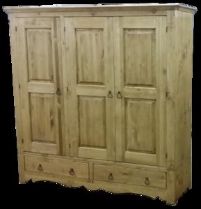 Шкаф для белья ARFLEUR 3