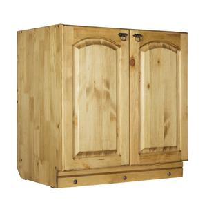 Шкаф-стол Викинг GL 800 под мойку(2 двери)