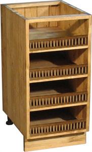 Шкаф стол балюстрада 22 (300/350/400)
