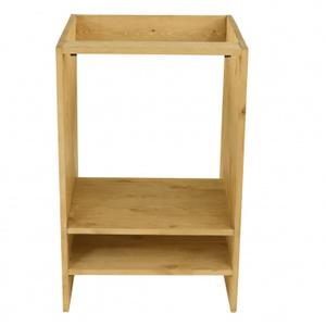 Шкаф стол под плиту СН-ВF (600)