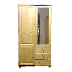 Шкаф Иманта 250 комбинированный
