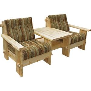 Кресло-Тандем 1&1 Скандинавия