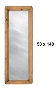 Зеркало над 50х140