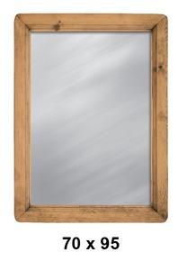 Зеркало над 70х95